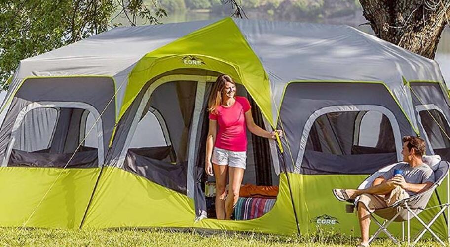 best cabin tents for camping