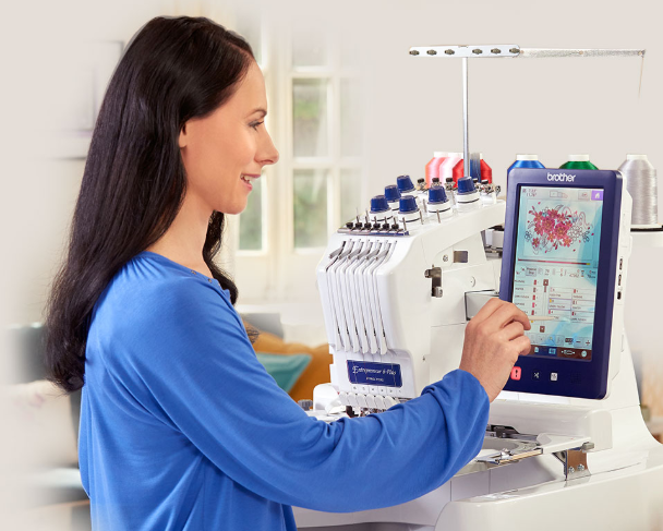 best multi needle embroidery machine