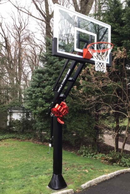benefits of inground basketball hoops